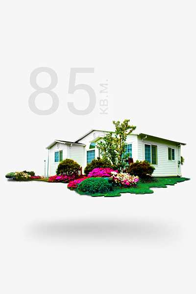 Цена проекта дома 85 кв.м. в Краснодаре