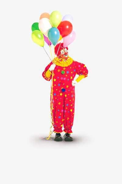 Клоун и Клоунесса на детский утренник
