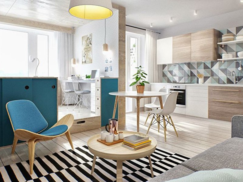 Недорогие однокомнатные квартиры в Краснодаре