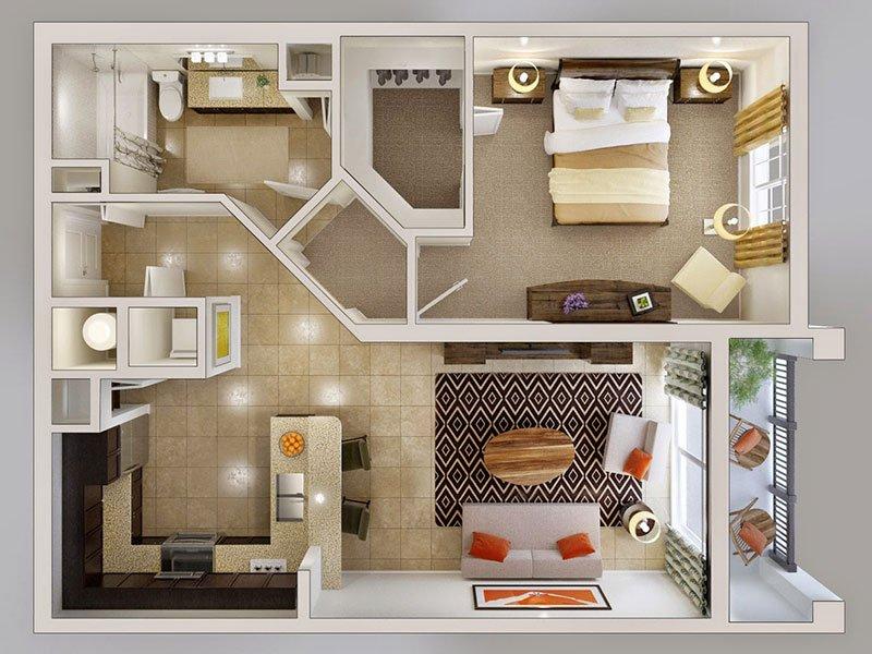 Двухкомнатные квартиры в ипотеку в Краснодаре